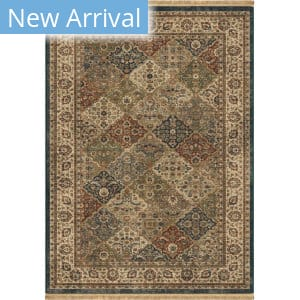 Orian Marrakesh Fleming Denim Area Rug
