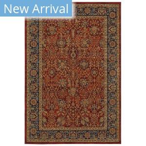 Oriental Weavers Ankara 501r5 Red - Blue Area Rug