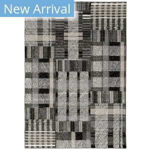 Oriental Weavers Atlas 752c0 Black - Grey Area Rug