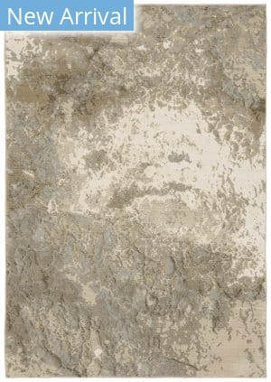 Oriental Weavers Evolution 0960A Beige - Grey Area Rug
