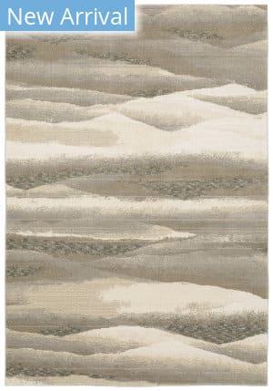 Oriental Weavers Evolution 0982C Beige - Ivory Area Rug