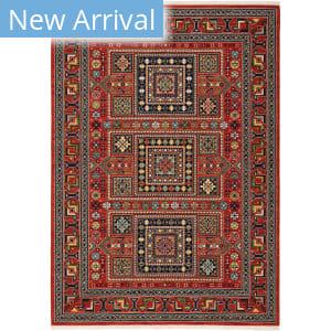Oriental Weavers Lilihan 002c6 Red - Multi Area Rug