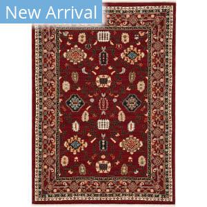 Oriental Weavers Lilihan 043s6 Red - Black Area Rug