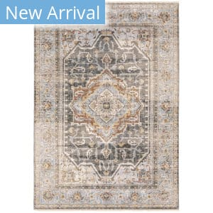 Oriental Weavers Maharaja 1803x Grey - Blue Area Rug