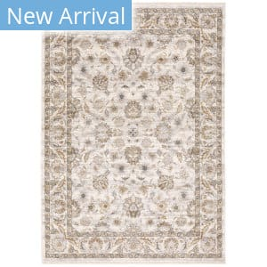Oriental Weavers Maharaja 070w1 Ivory - Grey Area Rug