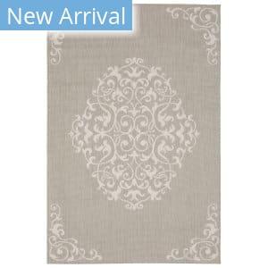 Oriental Weavers Portofino 6649w Grey - Ivory Area Rug