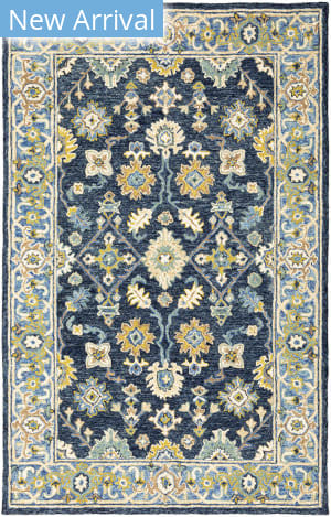 Oriental Weavers Alfresco 28405 Navy - Blue Area Rug