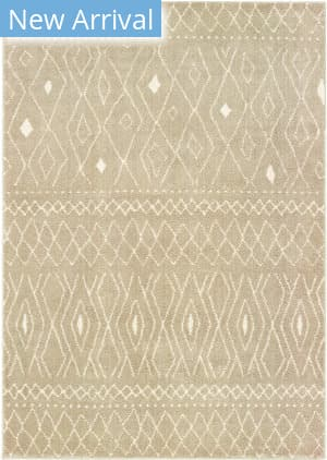 Oriental Weavers Carson 9665b Sand - Ivory Area Rug