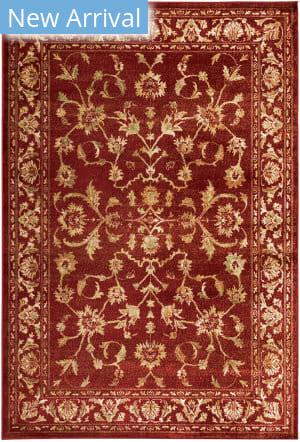 Oriental Weavers Juliette 1331s Red - Gold Area Rug