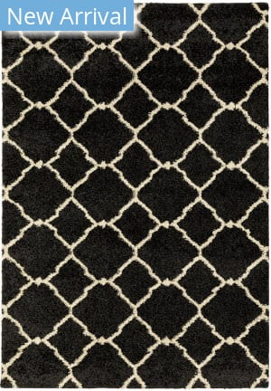 Oriental Weavers Kendall 090k1 Black - Ivory Area Rug