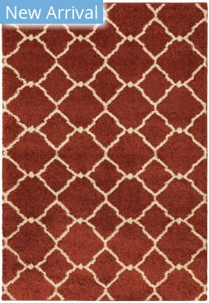 Oriental Weavers Kendall 090r1 Red - Ivory Area Rug