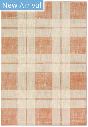 Oriental Weavers Xanadu 562c6 Orange - Beige Area Rug
