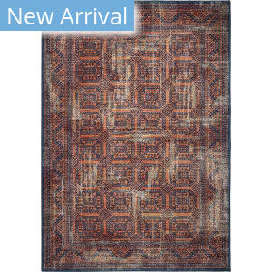 Palmetto Living Alexandria Northern Mashad Thatch Red Area Rug