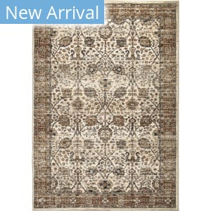 Palmetto Living Aria Tree Of Life Off White Area Rug