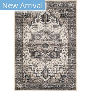 Palmetto Living Aria Ushak Soft White Area Rug