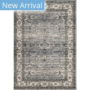 Palmetto Living Aria Ansley Muted Blue Area Rug