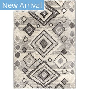 Palmetto Living Casablanca Tribal 04 Multigrey Area Rug