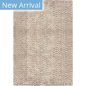 Palmetto Living Cotton Tail Solid Beige Area Rug