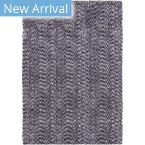 Palmetto Living Cotton Tail Solid Grey Area Rug