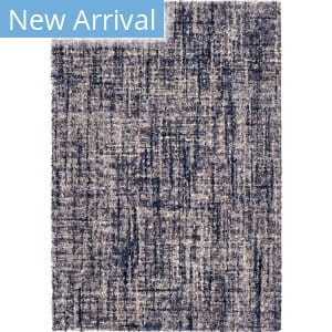 Palmetto Living Cotton Tail Cross Thatch Grey Area Rug