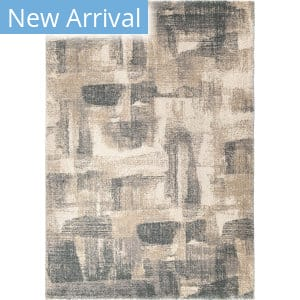 Palmetto Living Nirvana Angora Gray Area Rug