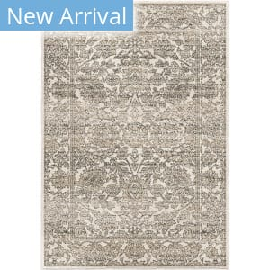 Palmetto Living Riverstone Persian Tonal Light Grey Area Rug