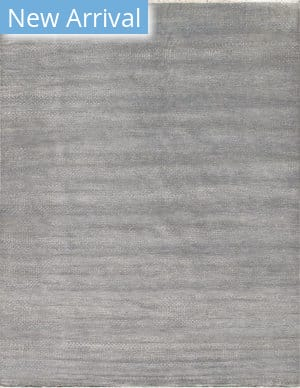 Pasargad Transitional Grass-3075 Slateblue - Silver Area Rug
