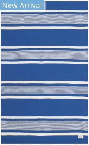 Ralph Lauren Flatweave Lrl2461c Blue Area Rug