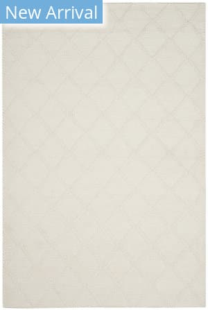 Ralph Lauren Hand Woven Lrl6310a Ivory - Ivory Area Rug