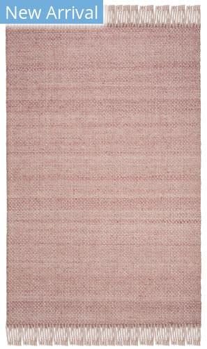 Ralph Lauren Hand Woven Lrl6350d Pink Area Rug