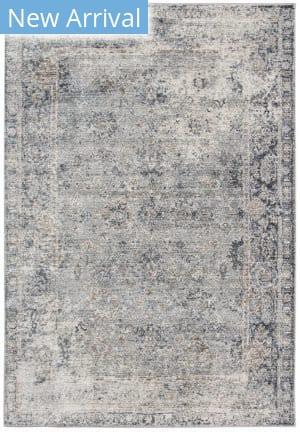 Ramerian Fairmont FAI-2 Gray Area Rug