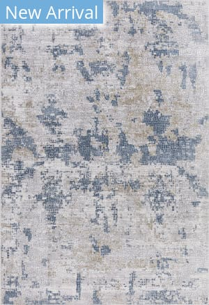 Ramerian Hailey 200-HAM Blue Area Rug