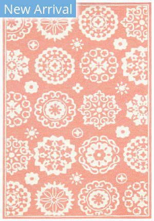 Ramerian Pietra 8500-PAZ Pink Area Rug