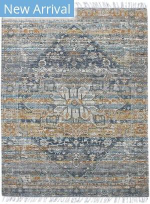 Ramerian Prairie PRE-2 Blue Area Rug