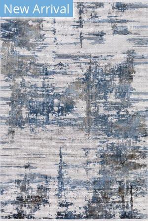 Ramerian Venetia 300-VEN Blue-Bronze Area Rug