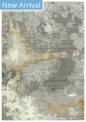 Rizzy Artistry Ary101 Gray - Ivory Beige Area Rug