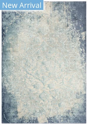 Rizzy Chelsea Chs101 Teal - Blue Area Rug