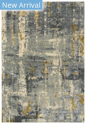 Rizzy Finesse Fin107 Gray - Beige Area Rug