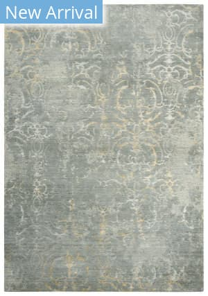 Rizzy Impressions Imp106 Gray - Ivory Beige Area Rug