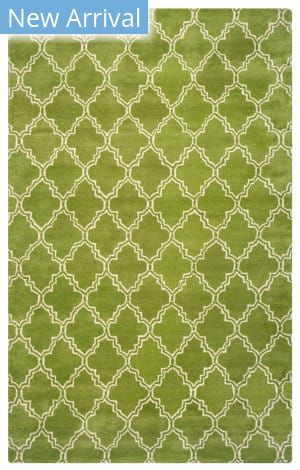 Rizzy Julian Pointe Jp8745 Lime Green Area Rug