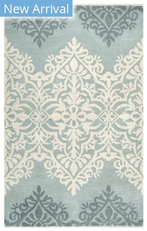 Rizzy Marianna Fields Mf9444 Blue - Green Area Rug
