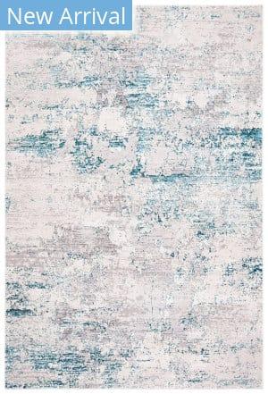 Safavieh Amalfi Amf572b Cream - Turquoise Area Rug