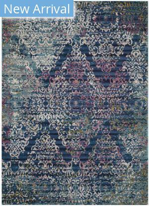 Safavieh Aria Ara128b Blue - Multi Area Rug