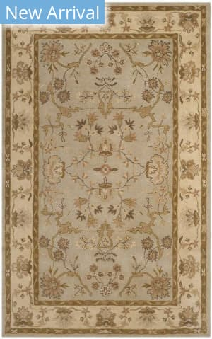 Safavieh Antiquity At62a Light Grey - Beige Area Rug