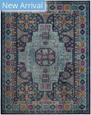 Safavieh Artisan Atn335k Blue - Multi Area Rug