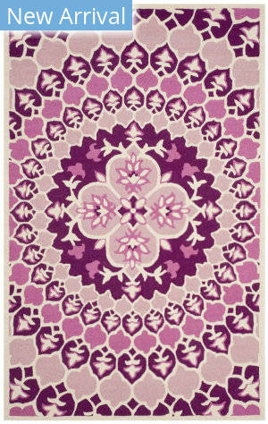 Safavieh Bellagio Blg610a Pink - Ivory Area Rug