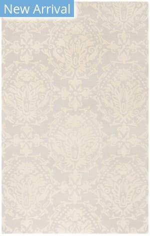 Safavieh Blossom Blm107a Light Grey - Ivory Area Rug