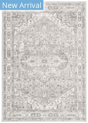 Safavieh Brentwood Bnt852b Cream - Grey Area Rug