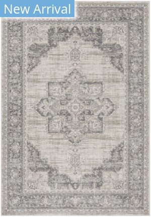 Safavieh Brentwood Bnt865b Cream - Grey Area Rug