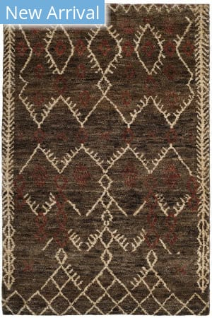 Safavieh Bohemian Boh668a Dark Brown - Multi Area Rug